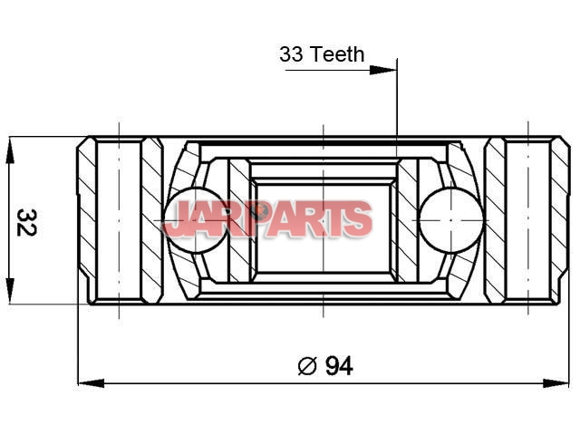 Silver Hose /& Stainless Green Banjos Pro Braking PBF4697-SIL-GRE Front Braided Brake Line